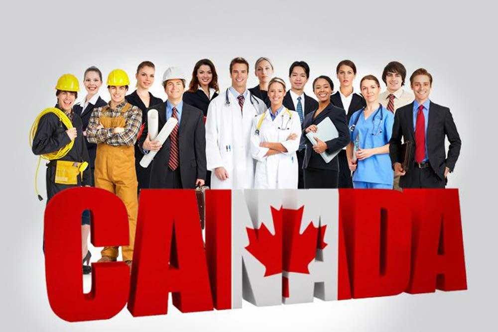 مهاجرت به کانادا از طریق کار